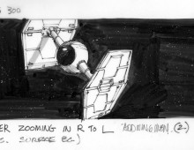 Star Wars Storyboard #300