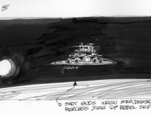 Star Wars Storyboard #5