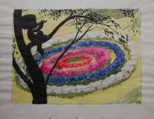 Fantasia Conceptual Painting
