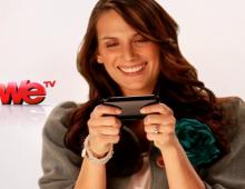 WE tv Digital/Interactive Upfront Video