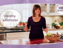 WE tv Healthy Substitutes Interstitial