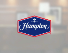 Hampton Inn Basketball Spot