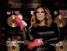 R&B Diva's Wendy WIlliams promo