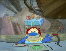 "Ren & Stimpy ""Space Madness"""