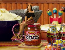 Tostitos Pint Sized Party Planner